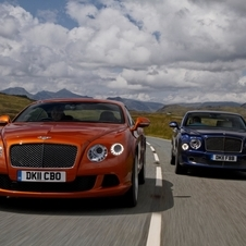 Bentley Gets £3M Grant from British Government to Develop New Powertrain