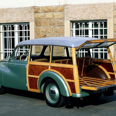 The possible cars include several options from DKW