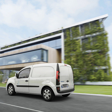 Renault Takes Order for 15,000 Electric Kangoo Vans