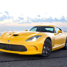 The Viper will be on sale in 2013