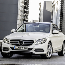 The new C-Class will be revealed at the North American International Auto Show