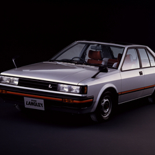 Nissan Langley Hatchback 1500 GT