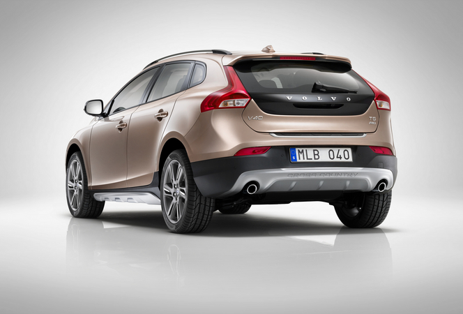 Volvo V40 D4 Kinetic CC Cross Country