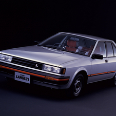 Nissan Langley Hatchback Turbo GT