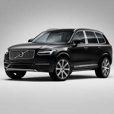 Volvo XC90 Excellence to be unveiled in Shanghai