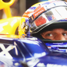 Webber has been very consistent this season having been fourth place in every race