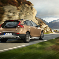 Volvo V40 D2 Momentum CC Cross Country