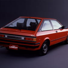 Nissan Langley Hatchback Type X