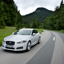 Jaguar XF 3.0 V6 D AT