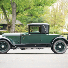 Duesenberg Model A Doctor's Coupe by Fleetwood