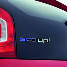 VW Eco Up Adds Compressed Natural Gas Engine to Up Line
