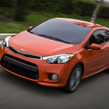 The Cerato/Forte is the second bestselling Kia model worldwide in March