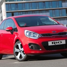 The Rio is the bestselling Kia worldwide