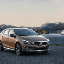 Volvo V40 T4 Kinetic CC Cross Country Powershift
