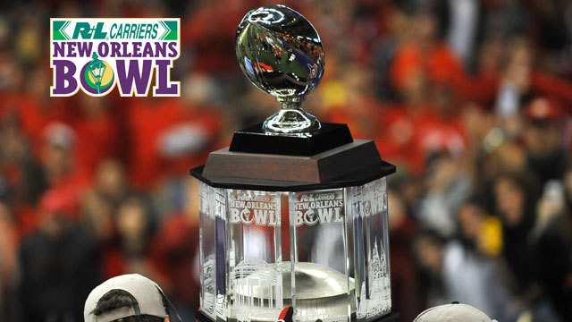 New Orleans Bowl 2017: Date, Time, Live Stream Info