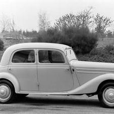 Mercedes-Benz 170 Ds - Db - SD