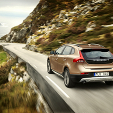Volvo V40 D4 Summum CC Cross Country