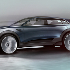 Future Audi Q6 is being developed to compete with the Tesla X