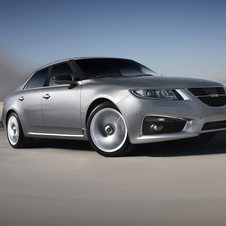 The Saab 9-5 was the last new Saab model released