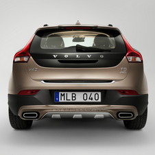 Volvo V40 T4 Kinetic CC Cross Country