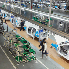 Kia Building Third Plant in China