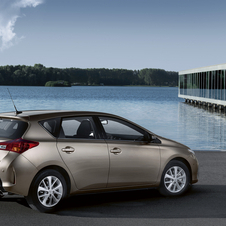 Toyota is equipping the Auris with a wide array of engines