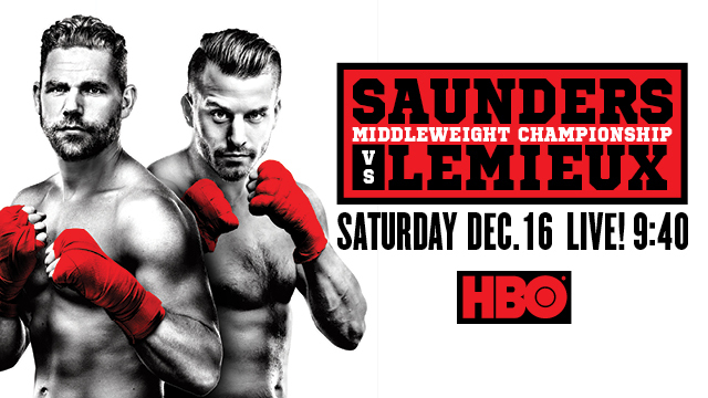 Saunders vs Lemieux: Date, Time Live Stream Info