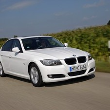 BMW 320d (E90) LCI EfficientDynamic