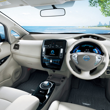Nissan is also making the interiors better and more upscale.