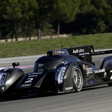 Entrants for 24 Hours of Le Mans Show Strong Prototype Pack