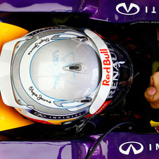 The winner will have Vettel wear his/her design for practice and qualifying