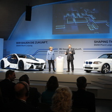BMW sales went up 10% in August