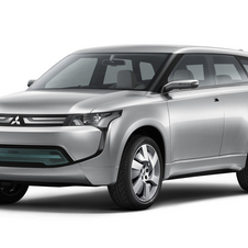 Mitsubishi Introduces New Outlander; Will be First PX-MIEV