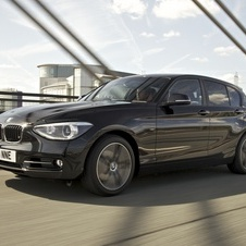 The five-door 1 Series has been an especially strong seller where it is offered