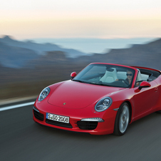 The new 911 sales have almost doubled compared to the previous model