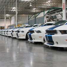 Shelby's new factory will be larger than its current five-building layout