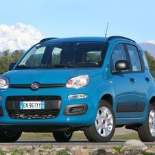 Fiat is already under the 130g/km of CO2 average