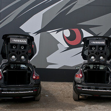 Nissan Teams with Ministry of Sound to Build Jukebox