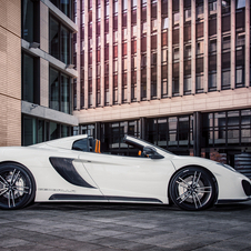 McLaren MP4-12C Spider Gemballa GT by Gemballa