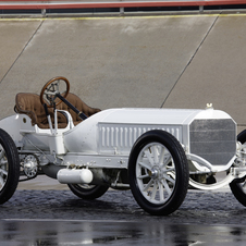 Mercedes Grand-Prix Mercedes 120 hp