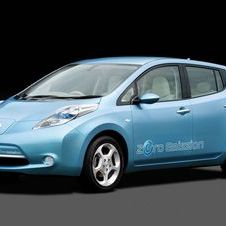 The Leaf is the best selling electric car in Norway