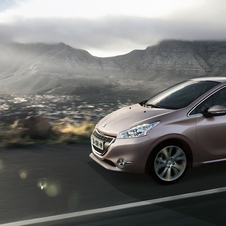 Peugeot has taken on better economy with smaller, more efficient engines