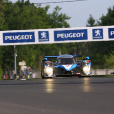 Peugeot Pulls Out of Le Mans