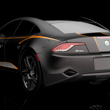 Fisker Showing Vinyl-Wrapped Karma and New Accessories at SEMA