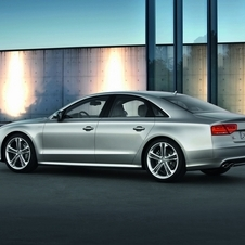 Audi launches new 520 hp S8