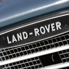 Land Rover 88 Regular