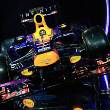 Red Bull says that Vettel's tire degradation problem was due to setup