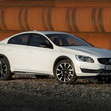 Volvo S60 Cross Country D4 AWD Summum Geartronic