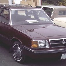 Dodge Aries SE Wagon 2.6