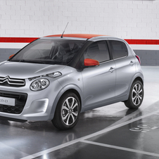 New Citroën C1 continues to share the platform with Peugeot and Toyota